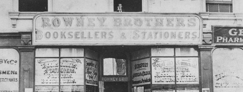 Truii data visualisation, analysis and management Rowney Brothers Booksellers and Stationers in Mackay