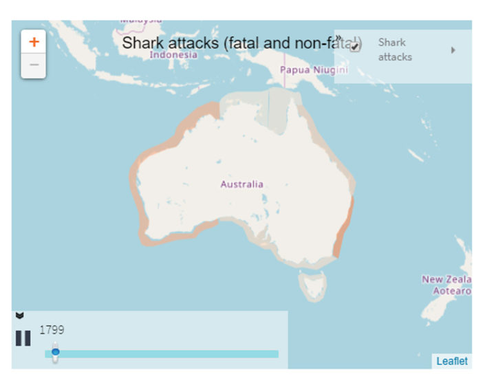 Sharks-attack-by-decade